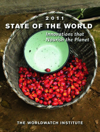 State of the World 2011 Innovations that Nourish the Planet book cover