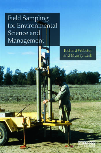 Field Sampling for Environmental Science and Management book cover