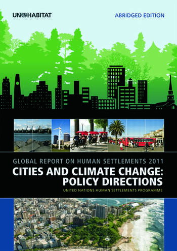 Cities and Climate Change Global Report on Human Settlements 2011 book cover