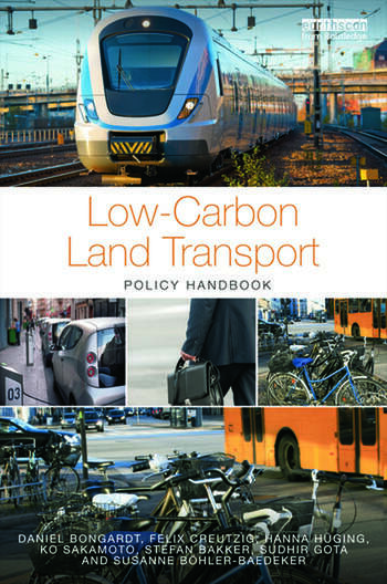 Low-Carbon Land Transport Policy Handbook book cover