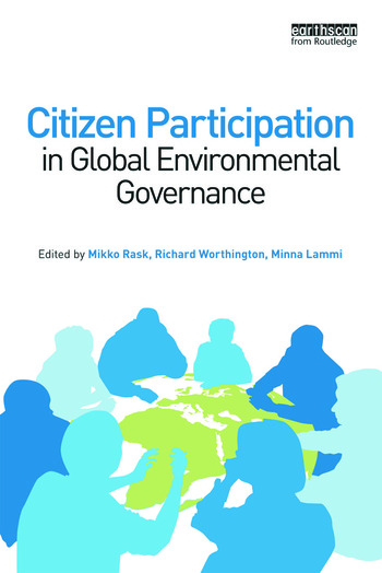 Citizen Participation in Global Environmental Governance book cover