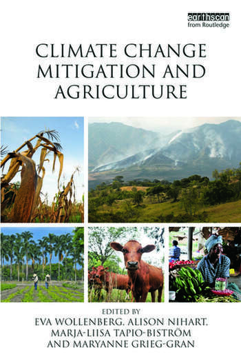 Climate Change Mitigation and Agriculture book cover