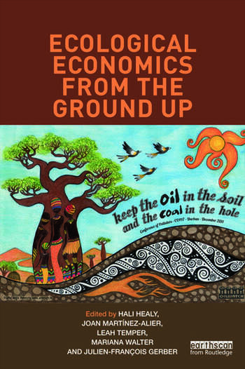 Ecological Economics from the Ground Up book cover