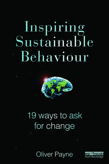 Inspiring Sustainable Behaviour 19 Ways to Ask for Change book cover