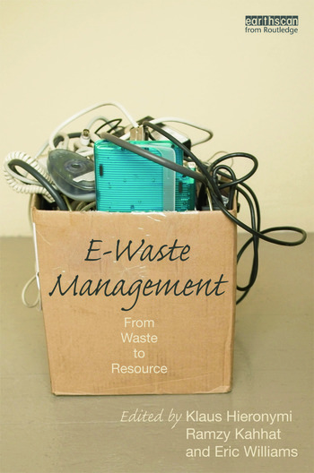 E-Waste Management From Waste to Resource book cover