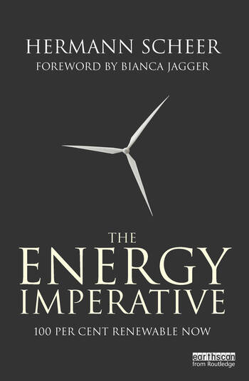 The Energy Imperative 100 Percent Renewable Now book cover