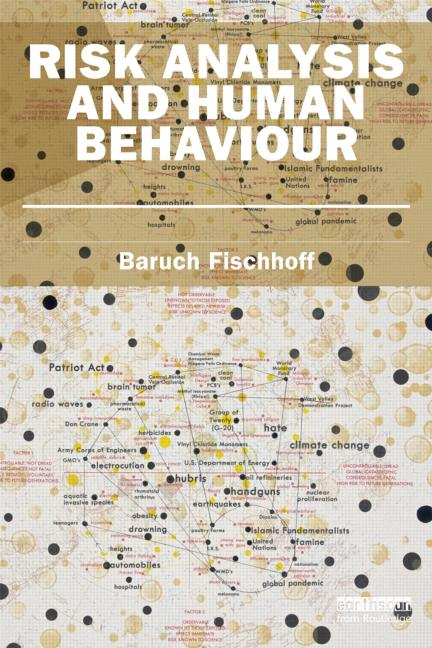 Risk Analysis and Human Behavior book cover