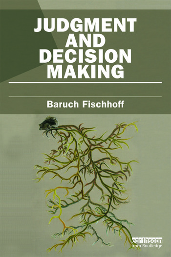 Judgment and Decision Making book cover