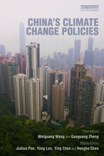 China's Climate Change Policies book cover