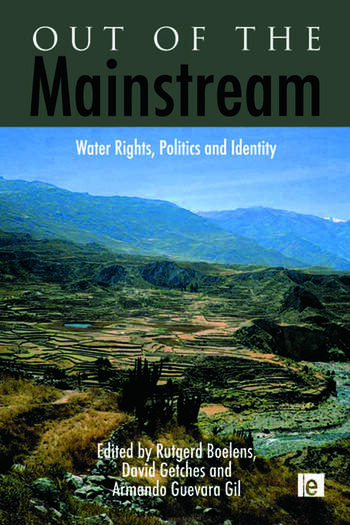 Out of the Mainstream Water Rights, Politics and Identity book cover