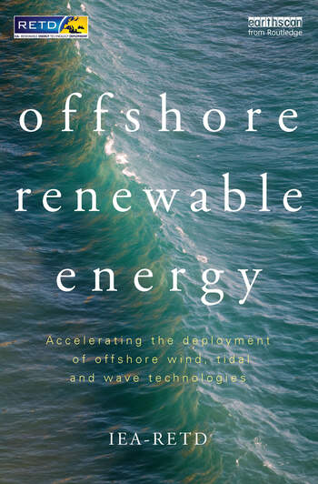 Offshore Renewable Energy Accelerating the Deployment of Offshore Wind, Tidal, and Wave Technologies book cover