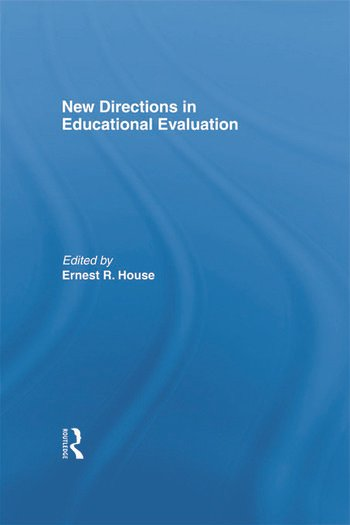New Directions In Educational Evaluation book cover