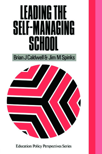 Leading the Self-Managing School book cover