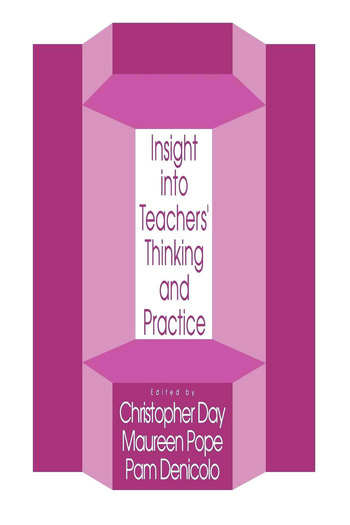Insights Into Teachers' Thinking And Practice book cover