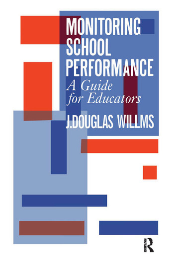 Monitoring School Performance A Guide For Educators book cover