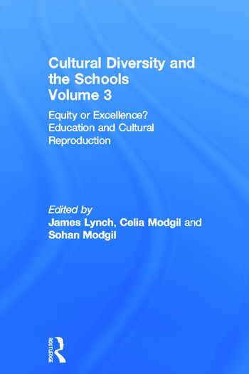 Equity Or Excellence? Educ & C book cover