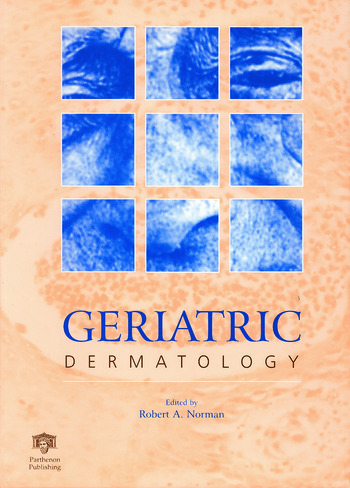 Geriatric Dermatology book cover
