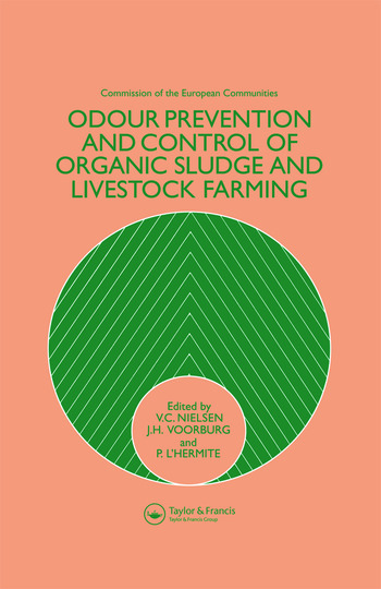 Odour Prevention and Control of Organic Sludge and Livestock Farming book cover