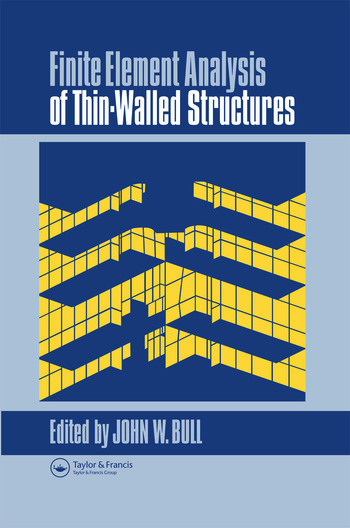 Finite Element Analysis of Thin-Walled Structures book cover