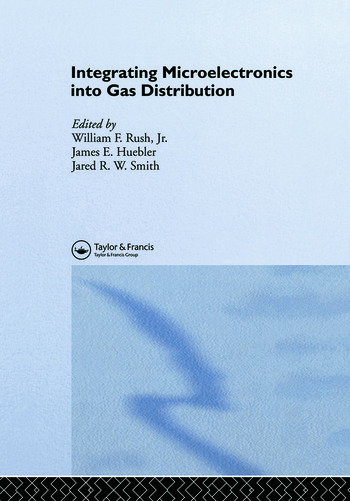 Integrating Microelectronics into Gas Distribution book cover