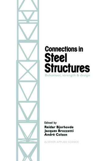 Connections in Steel Structures Behaviour, strength and design book cover