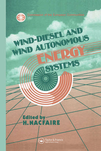 Wind-Diesel and Wind Autonomous Energy Systems book cover