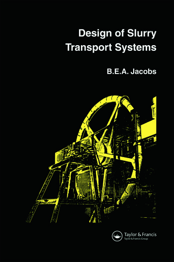 Design of Slurry Transport Systems book cover