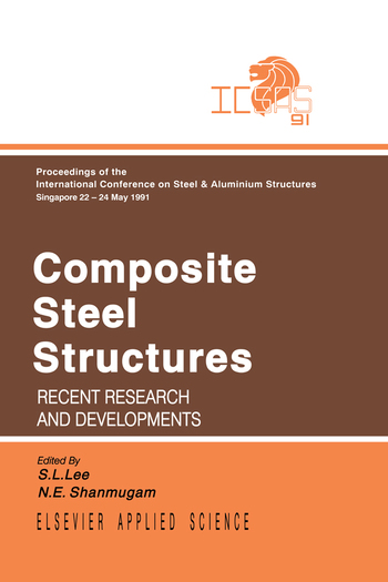 Composite Steel Structures Recent research and developments book cover