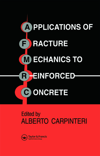 Applications of Fracture Mechanics to Reinforced Concrete book cover