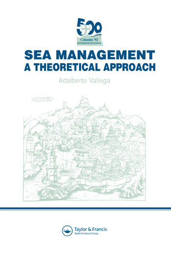 Sea Management A theoretical approach book cover