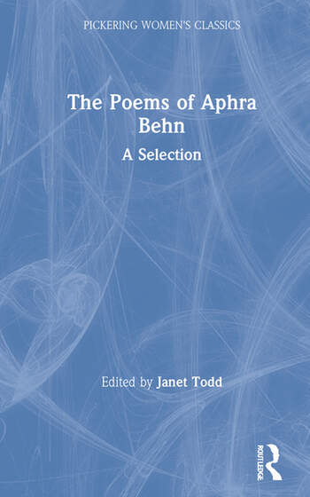 The Poems of Aphra Behn A Selection book cover