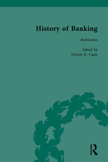 The History of Banking I, 1650-1850 book cover