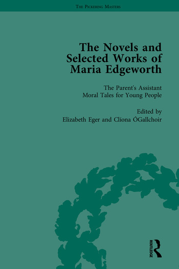 The Works of Maria Edgeworth, Part II book cover