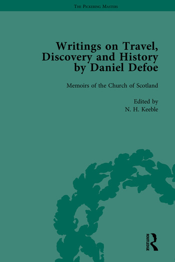 Writings on Travel, Discovery and History by Daniel Defoe, Part II book cover
