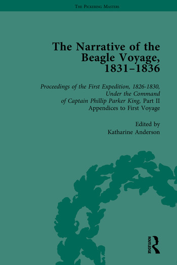 The Narrative of the Beagle Voyage, 1831-1836 book cover
