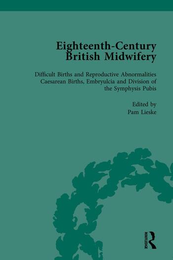 Eighteenth-Century British Midwifery, Part III book cover
