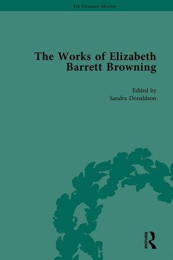 The Works of Elizabeth Barrett Browning book cover