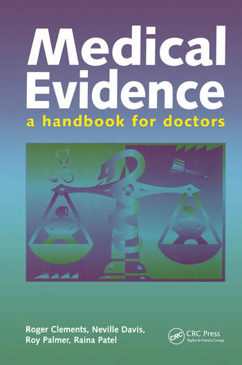 Medical Evidence book cover