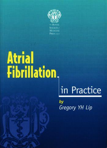 Atrial Fibrillation in Practice book cover