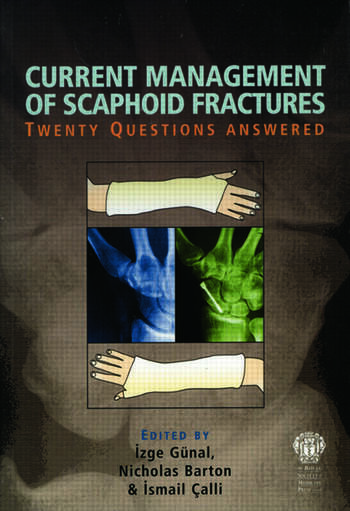Current Management of Scaphoid Fractures book cover