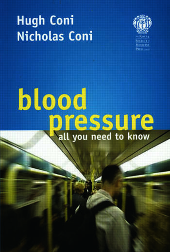 Blood Pressure - all you need to know book cover