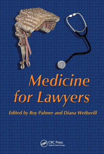 Medicine for Lawyers book cover