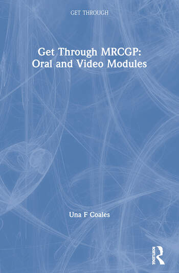 Get Through MRCGP: Oral and Video Modules book cover