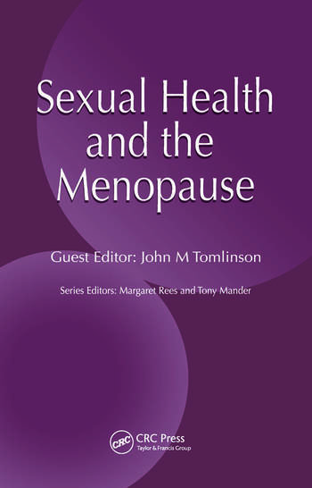 Sexual Health and The Menopause book cover