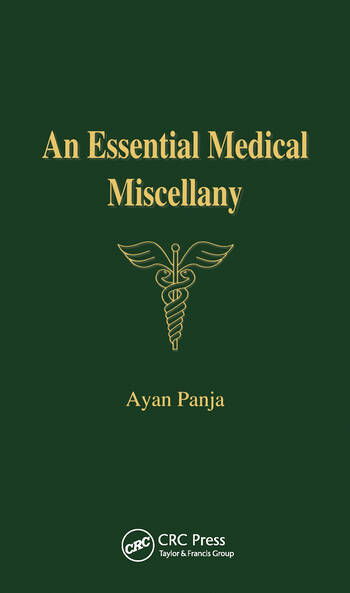 An Essential Medical Miscellany book cover