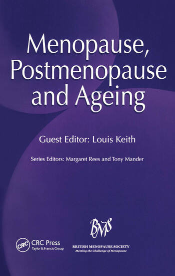 Menopause, Postmenopause and Ageing book cover
