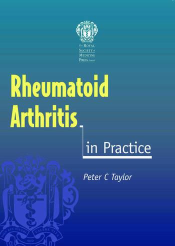 Rheumatoid Arthritis in Practice book cover