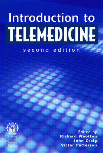 Introduction to Telemedicine, second edition book cover