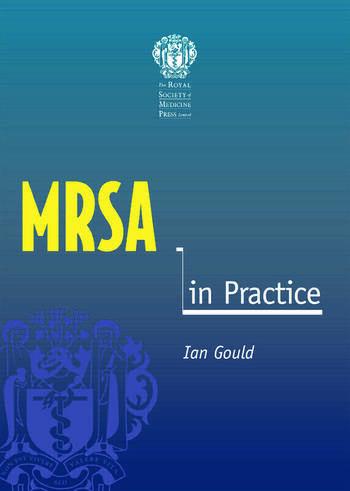 MRSA In Practice book cover