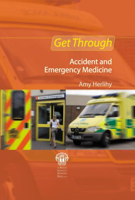 Get Through Accident and Emergency Medicine: MCQs book cover